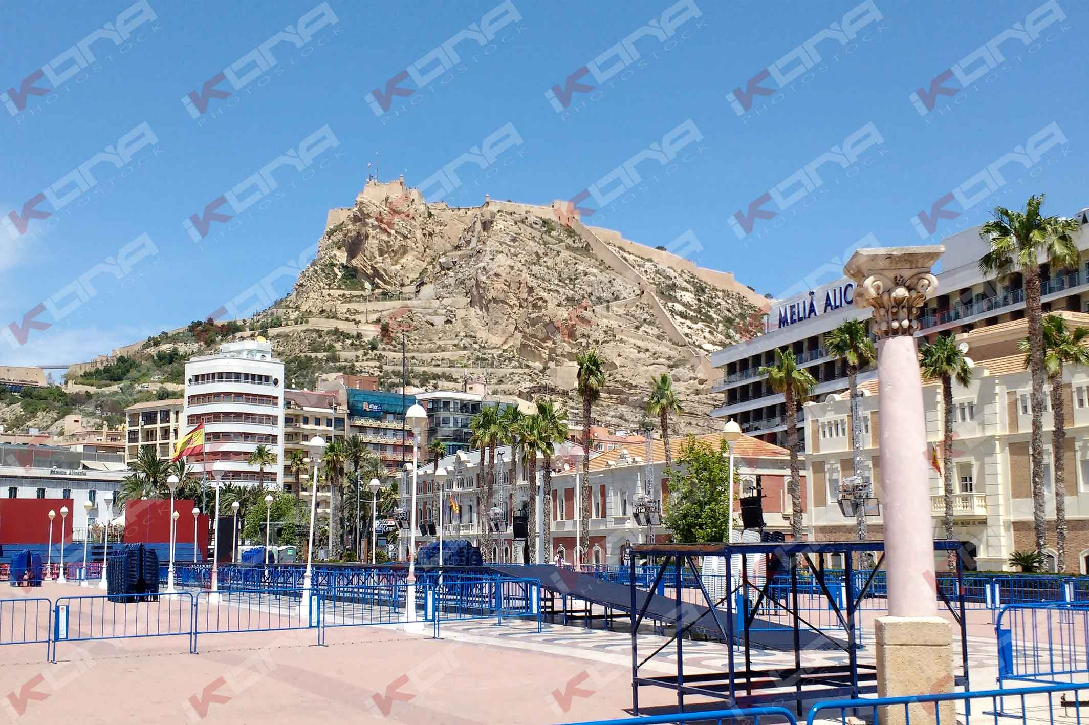 Alicante spain ikona stock images royalty free images - Stock uno alicante ...